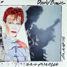 David Bowie - Scary Monsters -  180 Gram Remastered Vinyl LP  *New & Sealed*