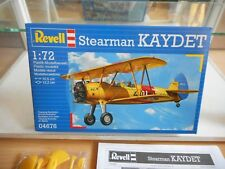 Modelkit Revell Stearman Kaydet on 1:72 in Box