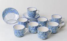 Carmen De viboral COLOMBIANO ceramica caffè tazze e piattini Set-ORTENSIA