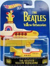 "The Beatles  ""Yellow Submarine""   /  Hot Wheels 1:64"