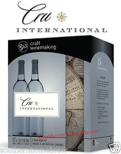 RJ Spagnols Cru International White Zinfandel Wine Making Kit