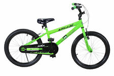 Kinderfahrrad 20 Zoll BMX Rad Kinderrad Grün Zombie Mädchen Jungen
