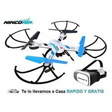 Helicoptero radiocontrol Nincoair Specter rojo RTF ir juguete RC Ninco Nh90106