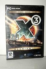 X3 REUNION 2.0 X 3 GIOCO USATO PC DVD EDIZIONE SPREA ITALIANO GD1 36894