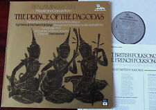 BRITTEN PRINCE OF THE PAGODAS LP MEASHAM UNICORN KP 8007 EX++ (1982) GERMANY