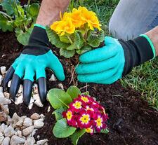 InnovaGoods Gartenhandschuhe mit Krallen Wasserdich Arbeitshandschuh