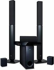 LG Blu-ray 3D Home Cinema Systems