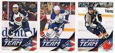 11-12 PHIL KESSEL UPPER DECK 1 ALL-WORLD TEAM INSERT #AW26 MAPLE LEAFS