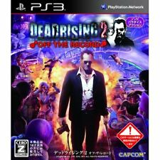 Used PS3 Dead Rising 2: Off The Record Japan Import
