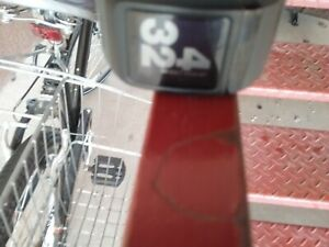 Men's TomTom Nike + SportWatch -  Black& Red GPS Watch Nice