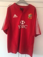 British Lions Rugby Union Shirt Size Large Good Condition