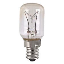3x Backofenlampe Herdlampe 300°C 220V 15W E14 EEK E NEU//OVP