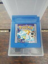 Pokémon Version Bleue (Blue Version) - Nintendo Gameboy GB fat advance GBA color