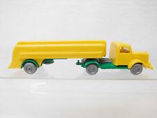 eso-7109 IMU 1:87 Mercedes Tanksattelzug gelb/grün sehr guter Zustand,
