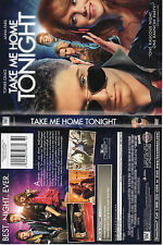 "MAKE OFFER FREE SHIP ""Take Me Home Tonight"" DVD raunch comedy party grace faris"