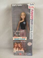 Mattel , Scents of Style - Mary Kate Figure   NRFB  (118D)  B2801
