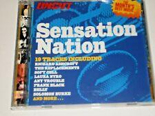 Various – Sensation Nation [Uncut CD] Soft Cell Interpol Belly Black Crowes Ash