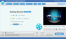 TIPARD VIDEO CONVERTER 1 PC USERS LIFETIME LICENSE - WINDOWS