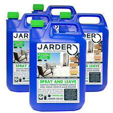 JARDER PATIO CLEANER DECKING MOSS MOULD ALGAE KILLER PATH 20% STRONGER SPRAY