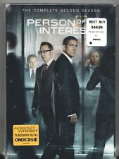 Movie DVD - PERSON OF INTEREST SEASON TWO - Sealed - WB