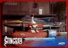 """STINGRAY - """"Tune of Danger"""" - JAZZY - Card #32 - Unstoppable 2017"""