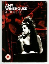 AMY WINEHOUSE LIVE AT THE BBC : FOUR DISC SET 3 X DVD AND 1 X CD