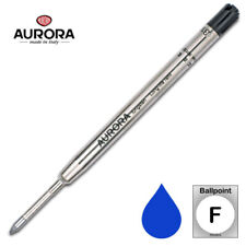 Aurora Long-Life Ballpoint Refill, Blue, Fine