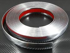 (2,1 cm) 21mmx5m Chrome Voiture Styling Moulage Bande pour ALFA ROMEO 145 159