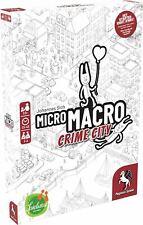 MICROMACRO Crime City (us Import) ACC