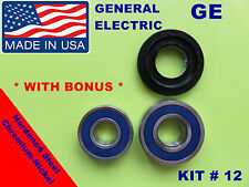 FRONT LOAD WASHER,2 TUB BEARINGS AND SEAL,GE,GENERAL ELECTRIC,KIT12,WH45X10071