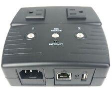Internet Power Remote Switch With Reboot UIS-522B 3Gstores 5Gstores