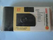 27 Shot single-use camera with 24x36mm Color Negative Film