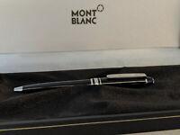 MONTBLANC Meisterstück Platinum Homage W.A. Mozart Ballpoint Pen, NEAR MINT!