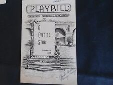 (1) 1938 (2) 1939  Pasadena Playhouse Association Playbill