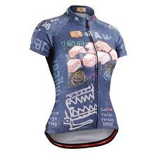 FIXGEAR womens cycling jersey shortsleeve XL