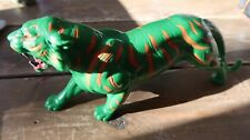 Battle Cat Fighting Tiger 1978 He Man Green Masters Of The Universe MOTU