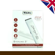 Wahl Professional Sterling 2 Capelli Trimmer Clipper Cordless | | Allegato Pettini