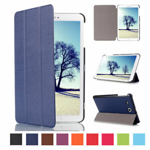 For Samsung Galaxy Tab A 8.0 2016 T350 T355 Smart Leather Protective Cover Case