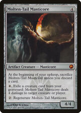 MTG X4: Molten-Tail Masticore, Scars of Mirrodin, M, NM- FREE US SHIPPING!