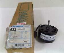A.O.SMITH 1/45 HP 120V 1625RPM 1.3A BLOWER MOTOR 632