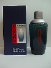Hugo Boss Dark Blue Eau de Toilette Spray 125 mL (4.2 oz) Neu