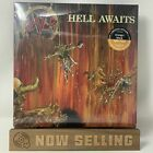 Slayer - Hell Awaits Vinyl LP Half Black / Half Orange SEALED LTD 2500