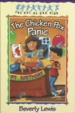 The Chicken Pox Panic The Cul-de-Sac Kids #2 Book 2
