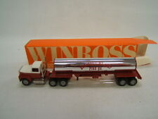 Winross Durlach & Mt. Airy Fire Co Tanker Ford Dual Stacks Lancaster County MIB