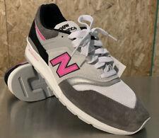 "New Balance ""Made in USA"" Grey/Pink/Black M997LBK Men's Sz. 13"
