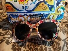 Dolce and Gabbana DG 4287-F Sunglasses, Brand New with Box MSRP $330