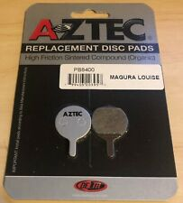 Aztec Replacement Bike Disc Brake Pads (For Magura Louise Disk Brakes)