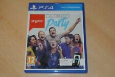 Singstar Ultimate Party PS4 Playstation 4 UK Game **FREE UK POSTAGE**
