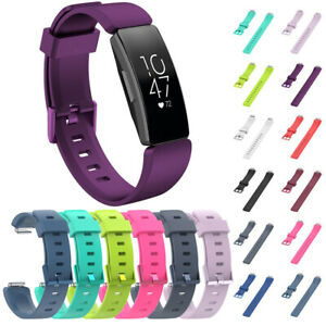 For Fitbit Inspire / 2 / Ace 2 Strap Replacement Sports Band Colourful Buckle