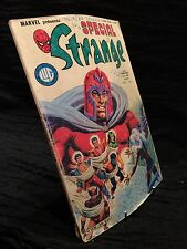 SPECIAL STRANGE N°40 - juin 1985 (212R4)